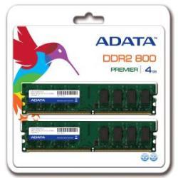 ADATA 4GB (2x2GB) DDR2 800MHz AD2U800B2G6-2