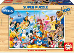Educa Minunata Lume Disney 100 (12002)