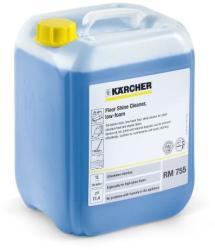Kärcher Padlófényesítő tisztítószer, extra fékezett habzású 10 L