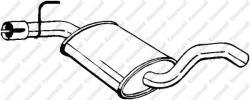BOSAL Toba esapamet intermediara VW GOLF III (1H1) (1991 - 1998) BOSAL 233-693