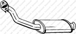 BOSAL Toba esapament primara CITROEN BERLINGO (MF) (1996 - 2016) BOSAL 190-171