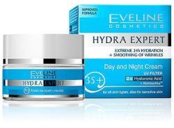 Eveline Hydra Expert 35+ nappali és éjszakai krém 50ml
