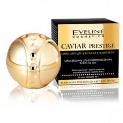 Eveline Caviar Prestige nappali ultra aktív ránctalanító krém 50ml
