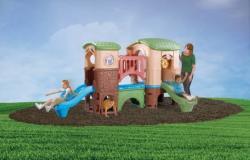 Step2 Maxi kerti játszótér (natúr színek)