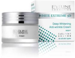 Eveline Extreme White 3D Éjszakai krém 50ml