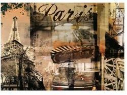 Ravensburger 15729 (1000) - Nostalgia Parisului