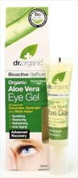 Dr. Organic Bio Aloe Vera szemgél - 15ml