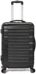 Benzi 4 kerekű közepes bőrönd (BZ-4451M)