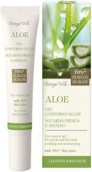 Bottega Verde Gel pentru ochi cu extract de aloe vera, 15 ML
