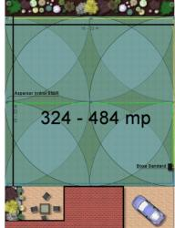 Irritrol Kit irigare gazon 324-484 m2 Irritrol cu programator interior