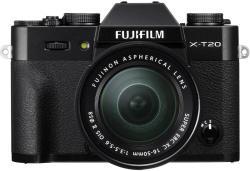 Fujifilm X-T20 +16-50mm II