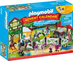 Playmobil Calendar Craciun - Ferma Calutilor (9262)
