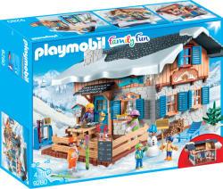 Playmobil Cabana Schiorilor (9280)