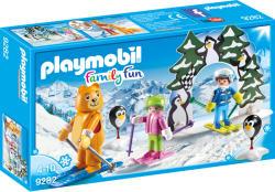 Playmobil Lectii de Ski (9282)