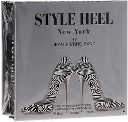 Jean-Pierre Sand Style Heel New York EDP 30ml