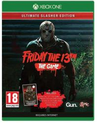 Gun Media Friday the 13th The Game [Ultimate Slasher Edition] (Xbox One)