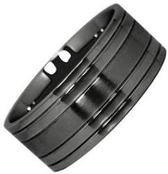 Extra széles acél péniszgyűrű