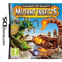 Ubisoft Combat of Giants Mutant Insects (Nintendo DS)