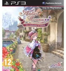 NIS America Atelier Rorona The Alchemist of Arland (PS3)