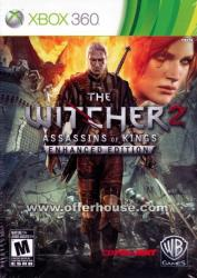 Namco Bandai The Witcher 2 Assassins of Kings (Xbox 360)
