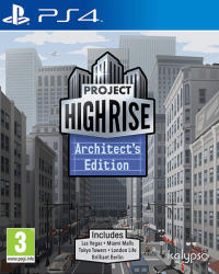 Kalypso Project Highrise [Architect's Edition] (PS4)