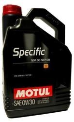 Motul SPECIFIC VW 504.00 / 507.00 0W-30 5L