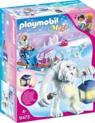 Playmobil Yeti szánnal (9473)
