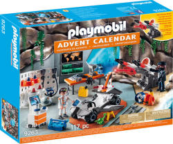 Playmobil Calendar Craciun - Agent Secret (9263)