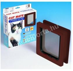 CAT MATE 234B Zárható macskaajtó alagúttal
