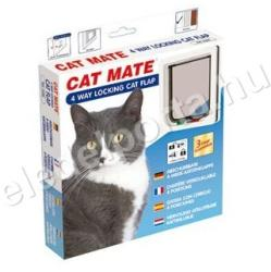 CAT MATE 309W 4 utas zárható macskaajtó