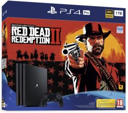 Sony PlayStation 4 Pro 1TB (PS4 Pro 1TB) + Red Dead Redemption II