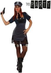 Th3 Party Rendőr nő felnőtt jelmez (2816)
