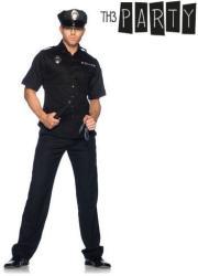 Th3 Party Rendőr férfi felnőtt jelmez (7623)