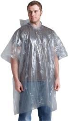 M-Tramp Eldobható esőkabát poncsó 4 darabos csomag