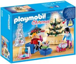 Playmobil Karácsony - Nappali (9495)