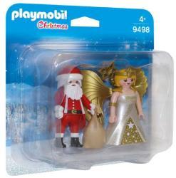 Playmobil Mikulás és angyalka (9498)