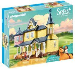 Playmobil Lucky - Boldog otthon (9475)