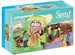 Playmobil Pferdebox - Pru & Chica Linda (9479)