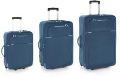 Gabol Malasia 2 kerekű bővíthető bőrönd szett (GA-1133)