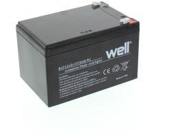 well BAT-LEAD-12V10AH-WL