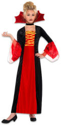 Amscan Gótikus hercegnő jelmez 4-6 éveseknek 110cm-es méret (AMS-997726)
