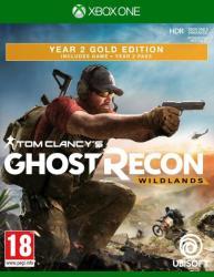 Ubisoft Tom Clancy's Ghost Recon Wildlands [Year 2 Gold Edition] (Xbox One)