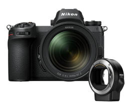 Nikon Z6 + 24-70mm + FTZ Kit