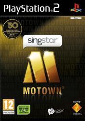 Sony SingStar Motown (PS2)
