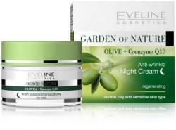 Eveline Természet kertje olívaolaj+Q10 koenzim éjszakai krém 50 ml