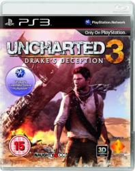 Sony Uncharted 3 Drake's Deception (PS3)