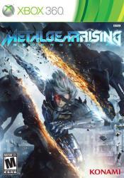 Konami Metal Gear Solid Rising Revengeance (Xbox 360)