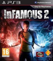 Sony inFamous 2 (PS3)