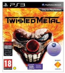 Sony Twisted Metal (PS3)