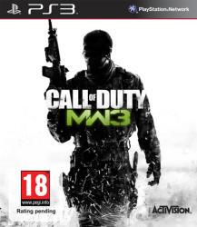 Activision Call of Duty Modern Warfare 3 (PS3)